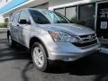 2011 Alabaster Silver Metallic Honda CR-V EX  photo #1