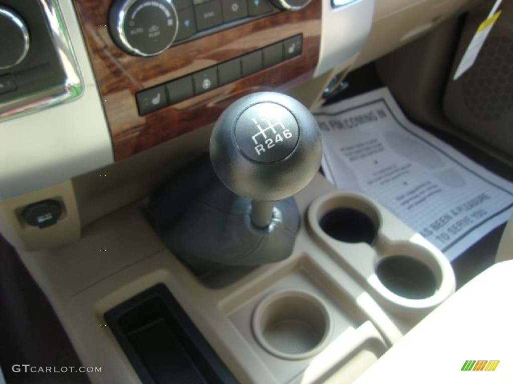 what is 6 speed manual