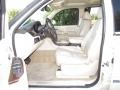 Cocoa/Light Cashmere Interior Photo for 2008 Cadillac Escalade #54809101