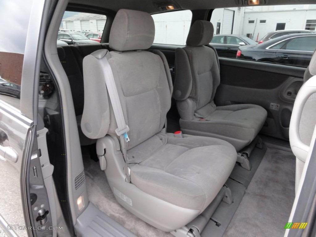2005 Toyota Sienna Le Awd Interior Photo 54809950