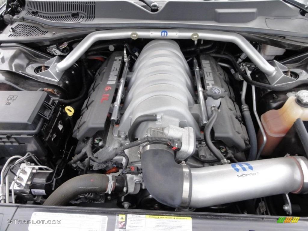 2010 dodge challenger srt8 6 1 liter srt hemi ohv 16 valve vvt v8 engine photo 54811747. Black Bedroom Furniture Sets. Home Design Ideas