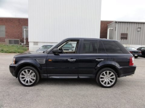 2007 land rover range rover sport supercharged data info and specs. Black Bedroom Furniture Sets. Home Design Ideas