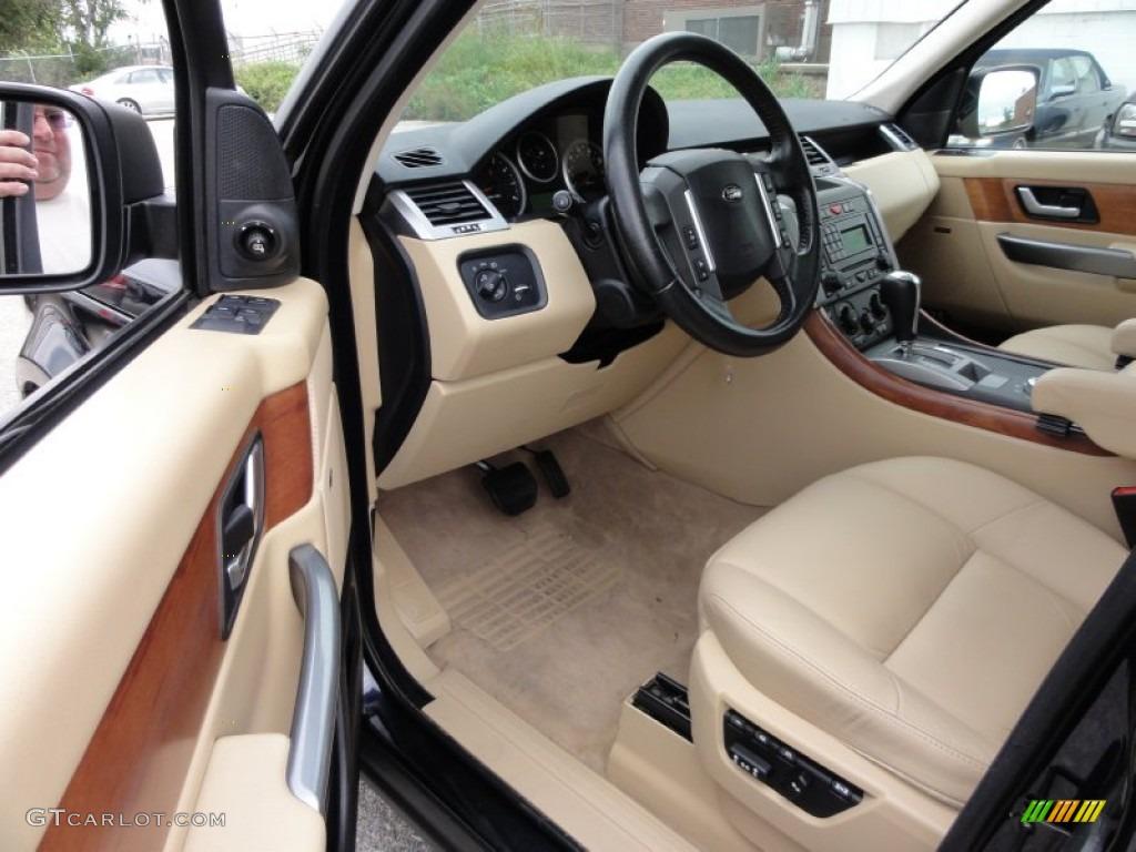 2007 range rover sport interior the for Interior range rover