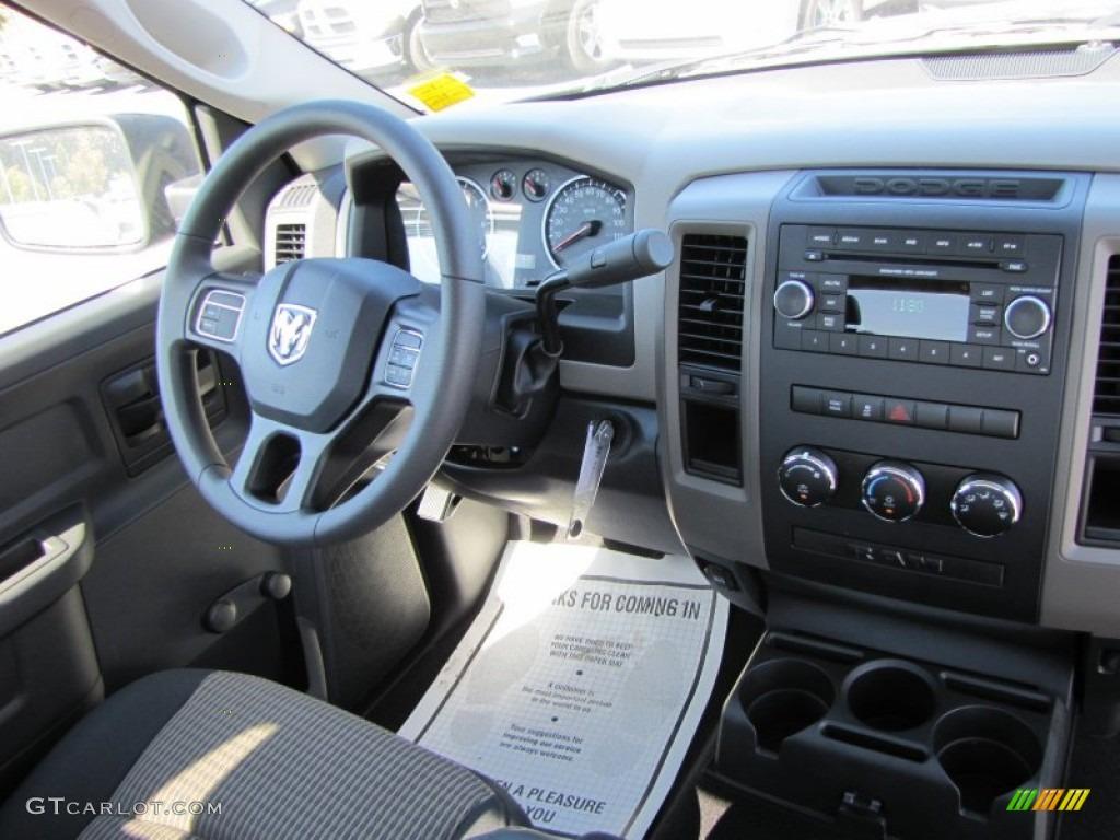 2012 dodge ram 1500 st regular cab interior photo 54821272