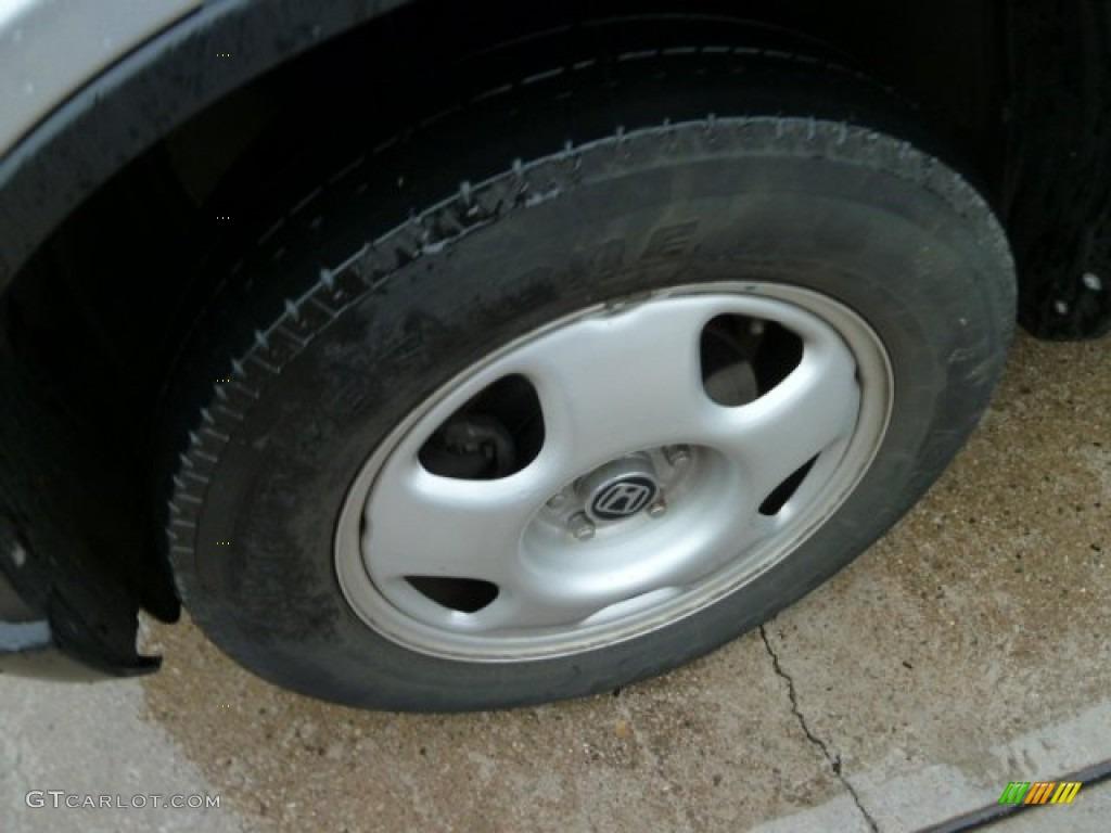 2009 CR-V LX 4WD - Alabaster Silver Metallic / Gray photo #12