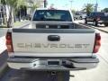 Silver Birch Metallic - Silverado 1500 Classic Work Truck Regular Cab Photo No. 3