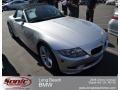 2006 Titanium Silver Metallic BMW M Roadster #54815274