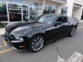 Ebony Black 2011 Ford Mustang Gallery