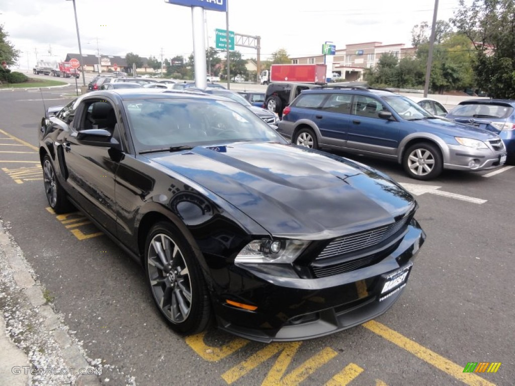 2011 ebony black ford mustang gt cs california special coupe 54815451 photo 13. Black Bedroom Furniture Sets. Home Design Ideas