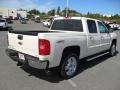 2012 White Diamond Tricoat Chevrolet Silverado 1500 LTZ Crew Cab 4x4  photo #4