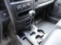 2002 Dodge Ram 1500 Dark Slate Gray Interior Transmission Photo