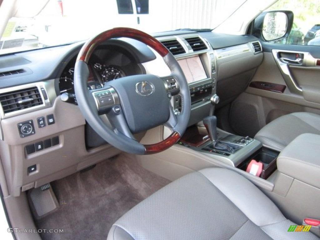 Sepia Auburn Bubinga Interior 2011 Lexus Gx 460 Premium Photo 54848075