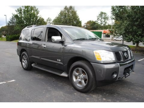 2005 nissan armada le 4x4 data info and specs. Black Bedroom Furniture Sets. Home Design Ideas