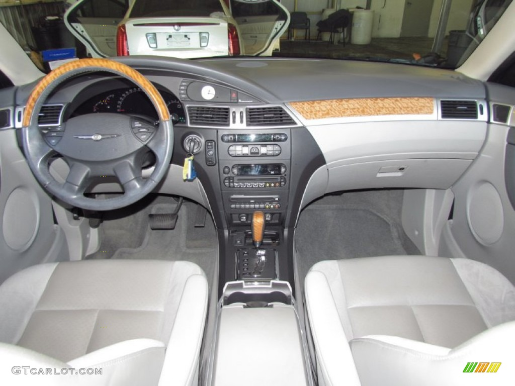 2007 Chrysler Pacifica Limited Dashboard Photos