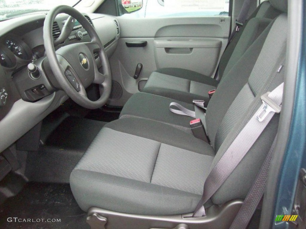 2012 Chevrolet Silverado 1500 Ls Extended Cab Interior Photo 54862051
