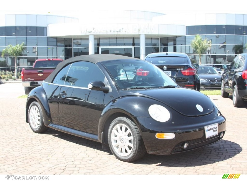 2004 black volkswagen new beetle gls convertible 54851365 photo 14 car color. Black Bedroom Furniture Sets. Home Design Ideas