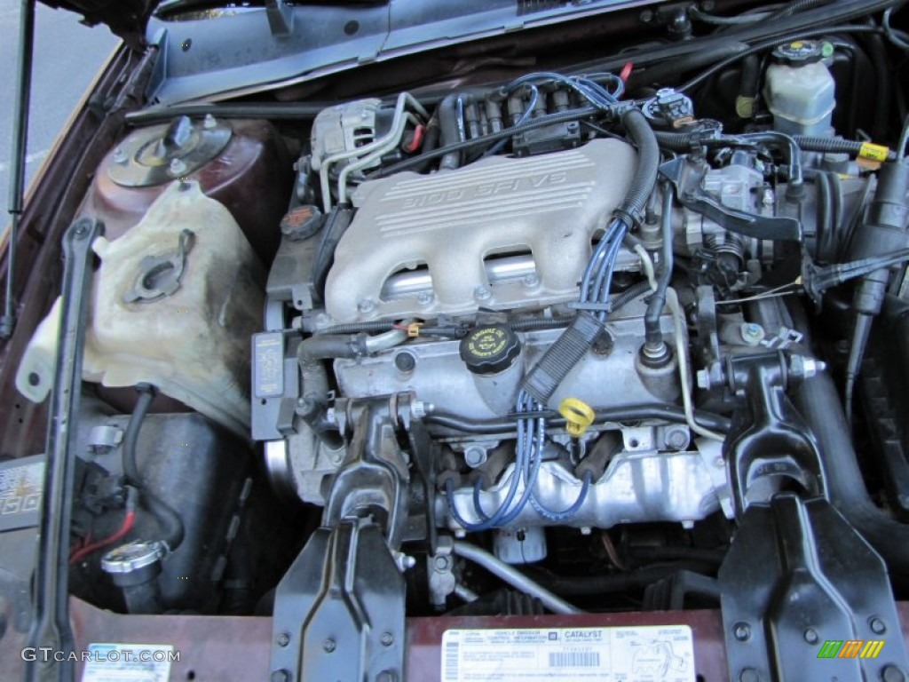 1999 chevrolet lumina standard lumina model engine photos