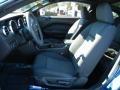 2007 Vista Blue Metallic Ford Mustang V6 Premium Coupe  photo #11