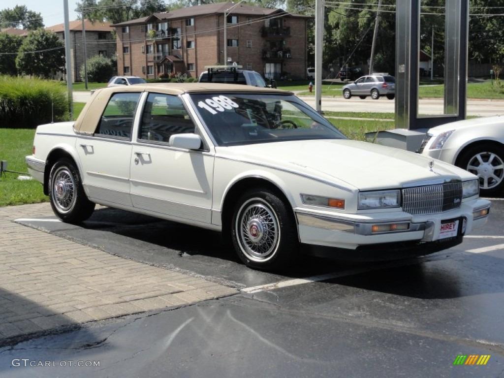 1988 Cadillac Seville Standard Seville Model Exterior