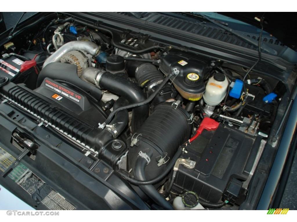 2005 Ford F350 Super Duty Xlt Supercab 4x4 6 0 Liter Ohv