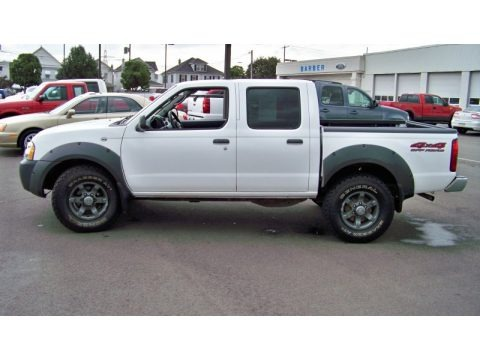 2002 nissan frontier xe crew cab 4x4 data info and specs. Black Bedroom Furniture Sets. Home Design Ideas