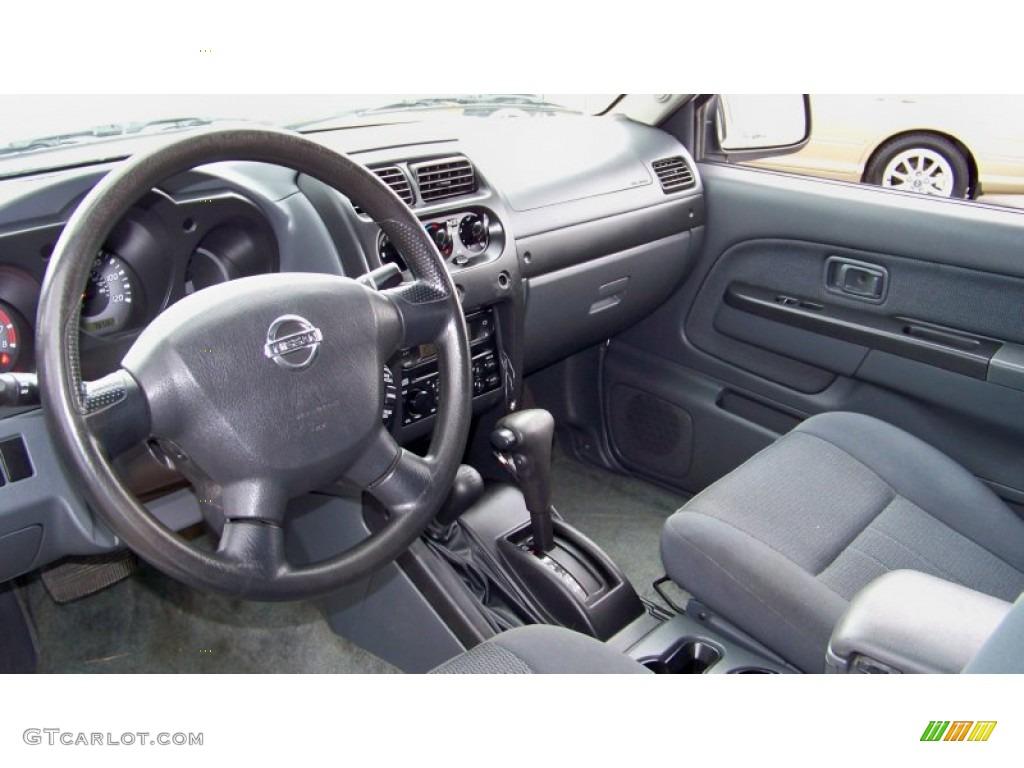 2002 Nissan Frontier Xe Crew Cab 4x4 Interior Photos