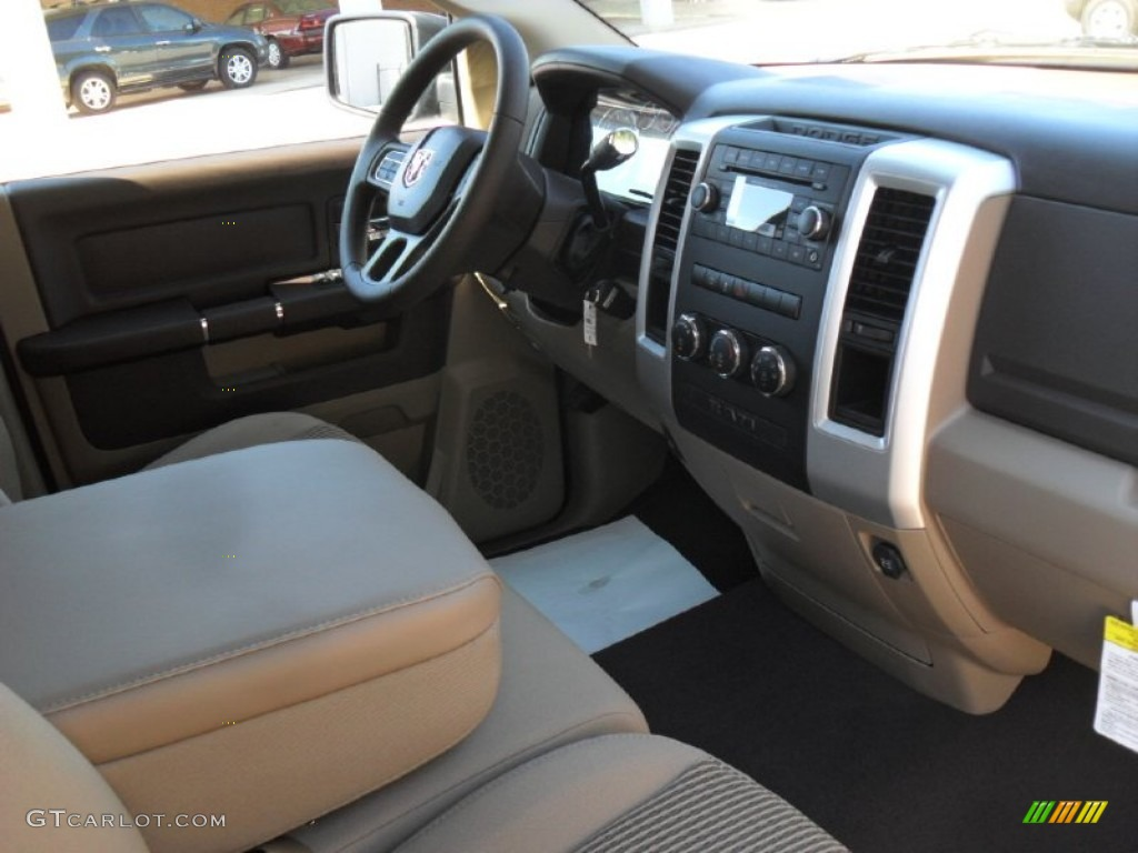 2012 dodge ram 1500 slt quad cab interior photo 54894431. Black Bedroom Furniture Sets. Home Design Ideas