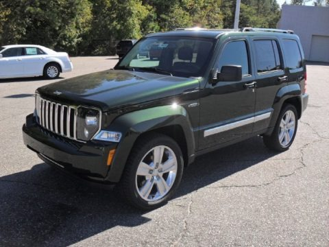 2012 Jeep Liberty Jet 4x4 Data, Info And Specs