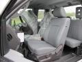 Steel Interior Photo for 2012 Ford F350 Super Duty #54901169