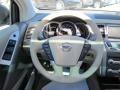 2011 Glacier White Pearl Nissan Murano SL  photo #12