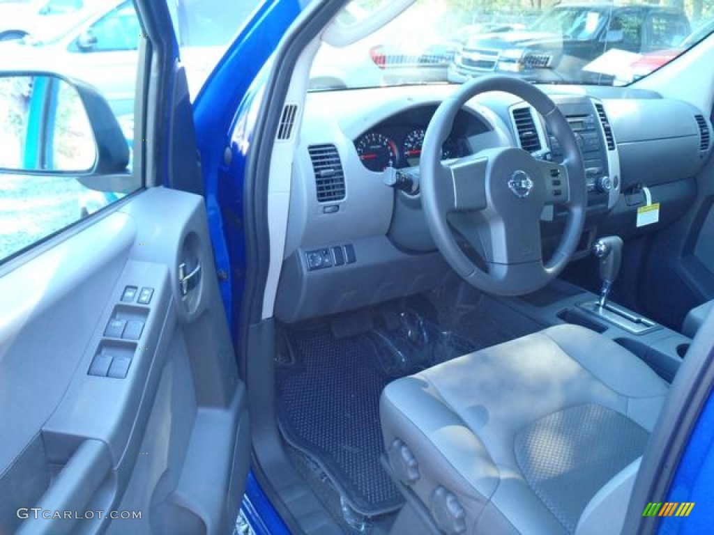 gray interior 2012 nissan xterra s photo 54910271. Black Bedroom Furniture Sets. Home Design Ideas