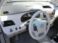 2011 Silver Sky Metallic Toyota Sienna LE  photo #7