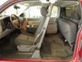 2012 Silverado 1500 Work Truck Extended Cab 4x4 Dark Titanium Interior