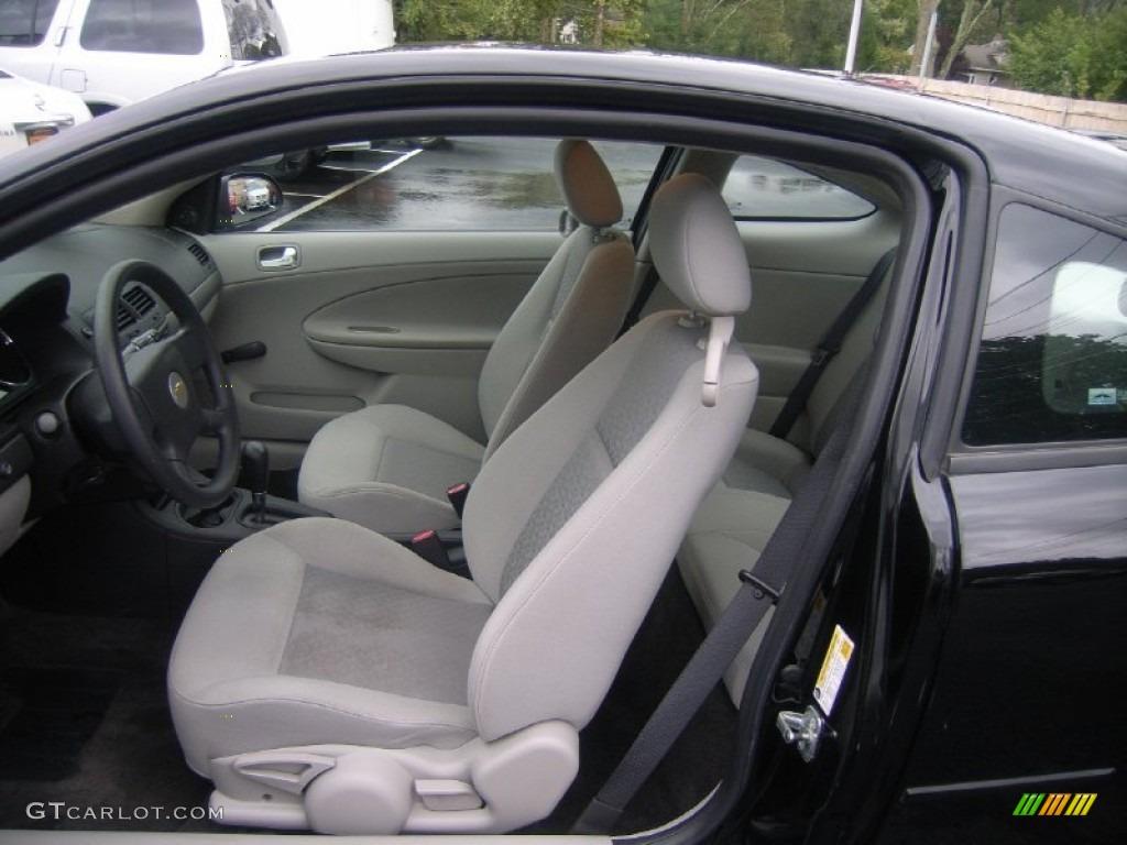 Gray Interior 2006 Chevrolet Cobalt LS Coupe Photo 54919456