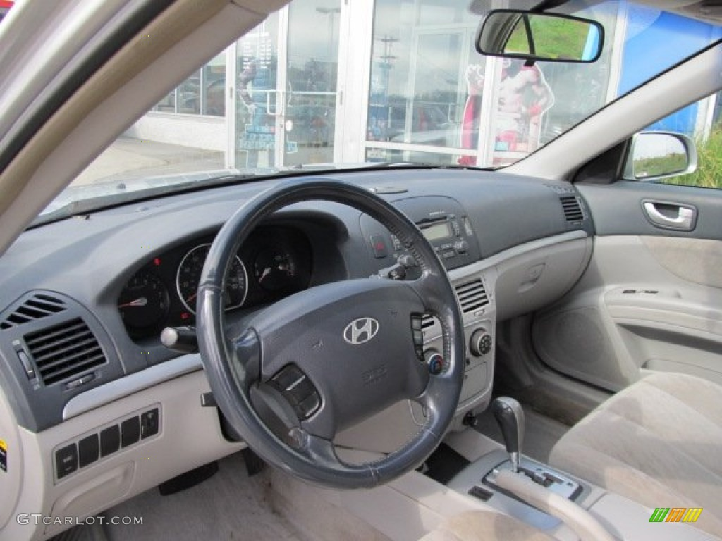 2006 Hyundai Sonata Gl Interior Photos