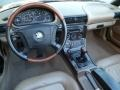 Beige Dashboard Photo for 1997 BMW Z3 #54933571