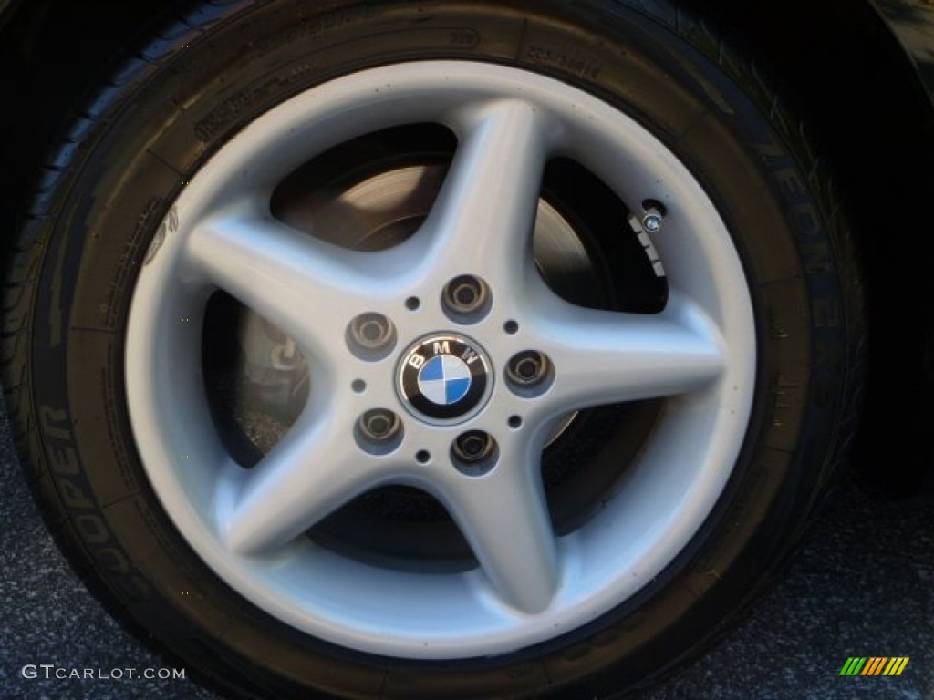 1997 Bmw Z3 2 8 Roadster Wheel Photo 54933739 Gtcarlot Com