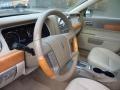 2008 Dune Pearl Metallic Lincoln MKZ AWD Sedan  photo #16