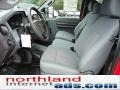 2012 Vermillion Red Ford F250 Super Duty XL SuperCab 4x4  photo #10