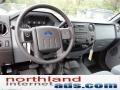 2012 Vermillion Red Ford F250 Super Duty XL SuperCab 4x4  photo #12