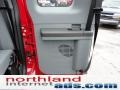 2012 Vermillion Red Ford F250 Super Duty XL SuperCab 4x4  photo #15