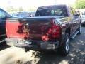 2009 Deep Ruby Red Metallic Chevrolet Silverado 1500 LT Crew Cab 4x4  photo #8