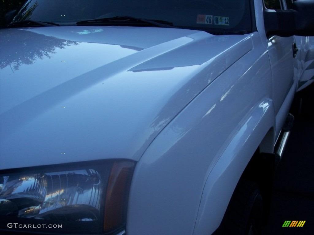 2003 Silverado 3500 LT Extended Cab 4x4 Dually - Summit White / Dark Charcoal photo #14