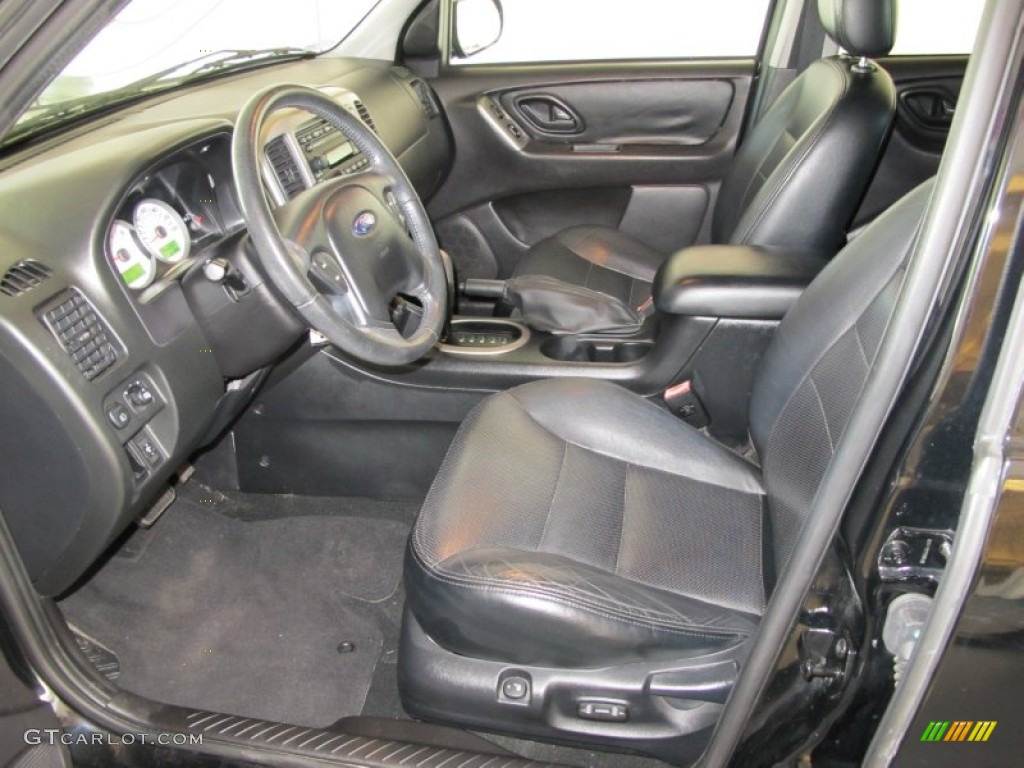2008 Ford Escape Xls Ebony Black Interior 2005 Ford Escape Limited Photo #54952549 ...