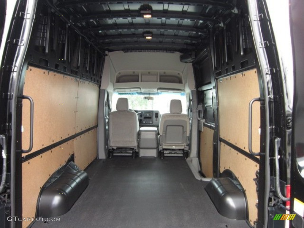 Charcoal Interior 2012 Nissan Nv 2500 Hd Sv High Roof Photo 54955009