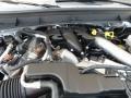 2012 White Platinum Metallic Tri-Coat Ford F250 Super Duty Lariat Crew Cab 4x4  photo #20