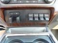 2012 White Platinum Metallic Tri-Coat Ford F250 Super Duty Lariat Crew Cab 4x4  photo #36