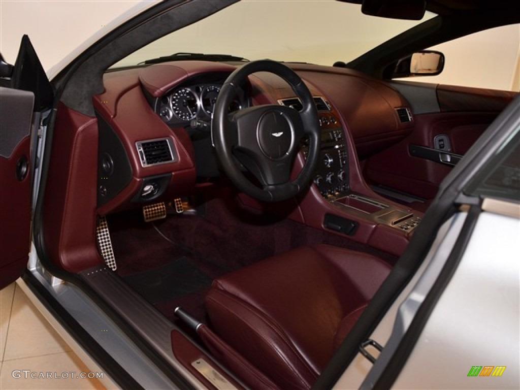 Iron Ore Interior 2005 Aston Martin DB9 Coupe Photo