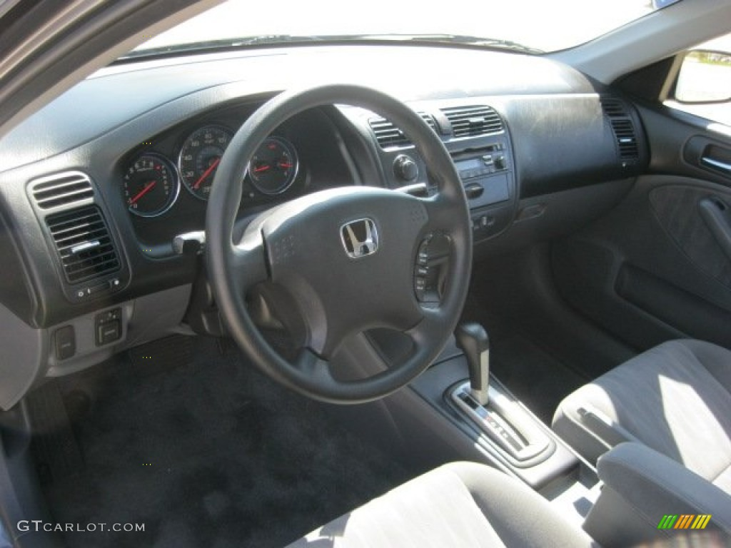 2004 Honda Civic Lx Sedan Interior Photo 54957484