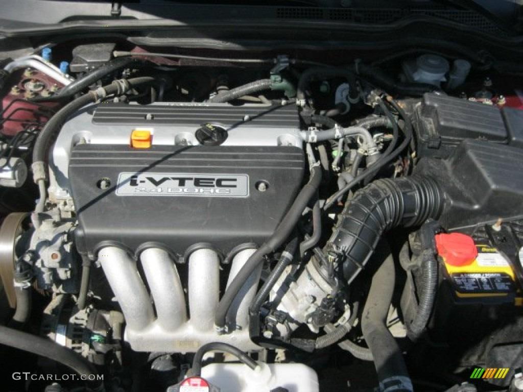 2003 honda accord ex l sedan 2 4 liter dohc 16 valve i for 2003 honda accord motor oil